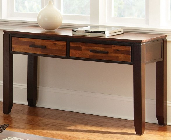 Abaco Cordovan Cherry Sofa Table