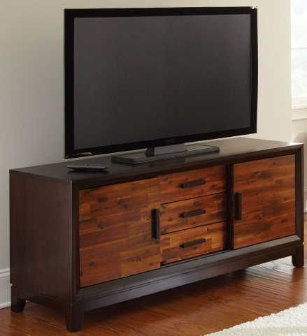 Abaco Cordovan Cherry Media Console