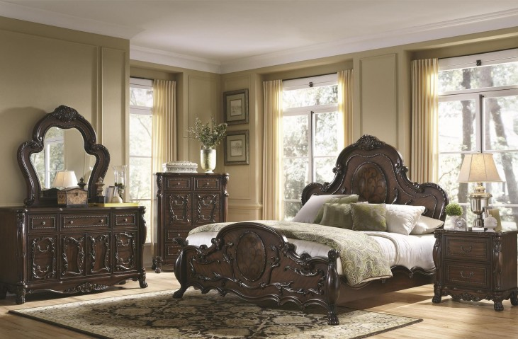 Abigail Panel Bedroom Set