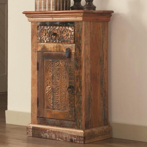 950371 Petite Rustic Accent Cabinet