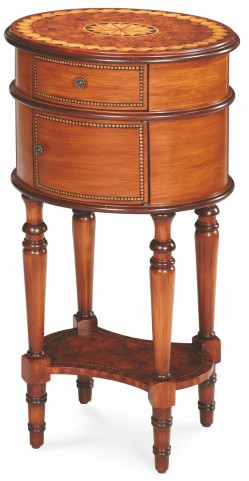 Bryn Mar Round Accent Table
