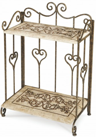 Celtic Folding Etagere