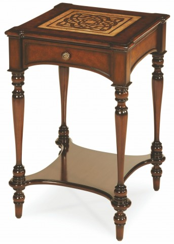 Catalonia Accent Table with Drawer