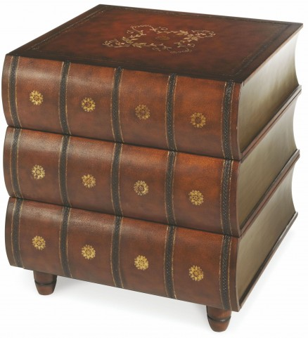 Dijon Book Side Table
