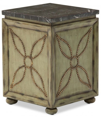 Discoveries Square Accent Table