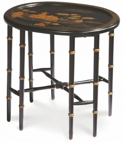 Masqat Round Accent Table