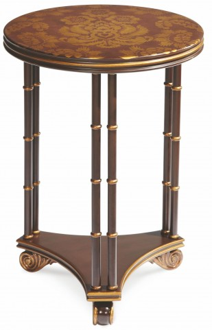 Redding Round Accent Table