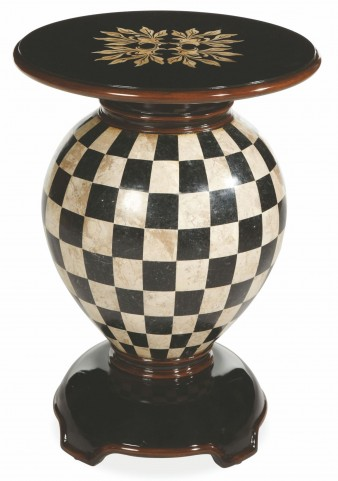 ACF-ACT-STKL-009 - Round Accent Table