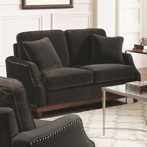 Acklin Charcoal Loveseat
