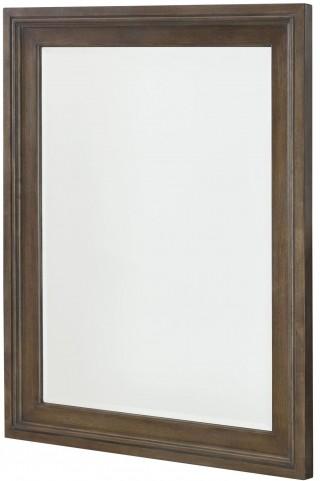 Park Studio Weathered Taupe Rectangular Mirror