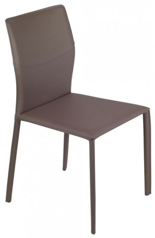 Adele Leather Dining Chair