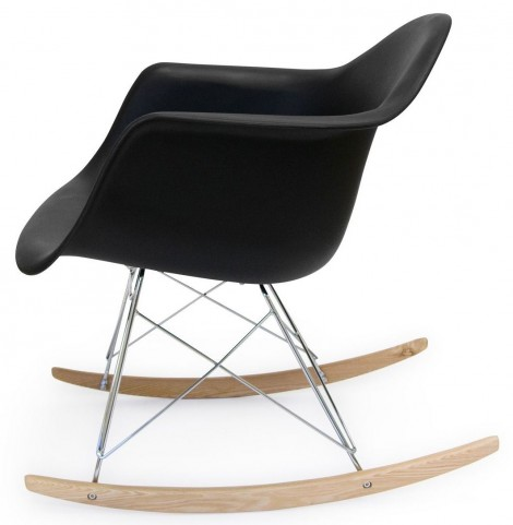 Euro Home Dijon Matte Black Rocker