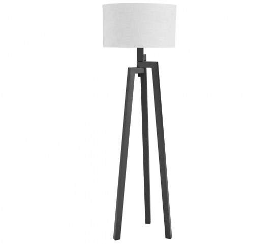 Dark Bronze Metal Floor Lamp