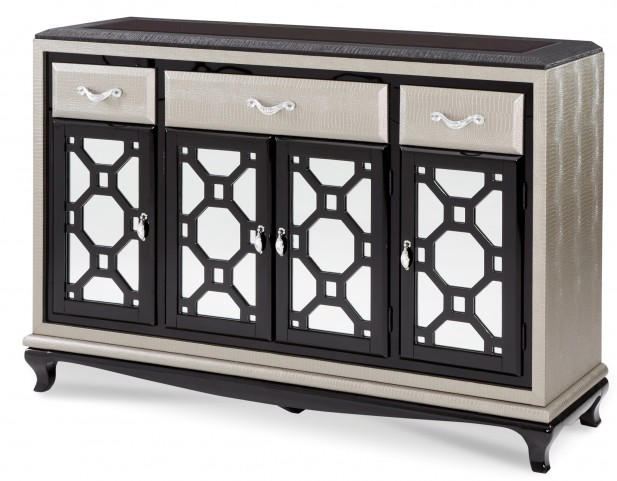 After Eight Titanium Sideboard