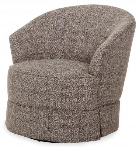 After Eight Dark Swivel Chair
