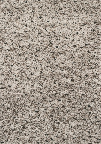 "Alpine Grey Coins 94"" Rug"
