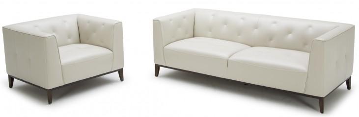 Amelia Light Grey Living Room Set