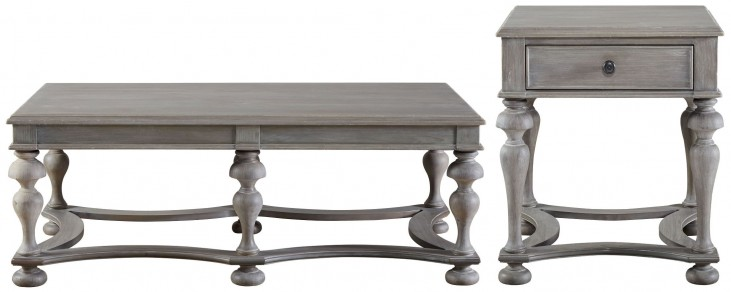 Curated Greystone Andover Occasional Table Set