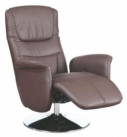 Andria Espresso Motion Chair