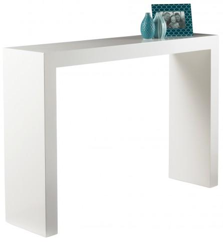 Arch Console White