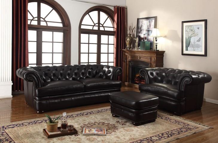Arlington Coffee Living Room Set