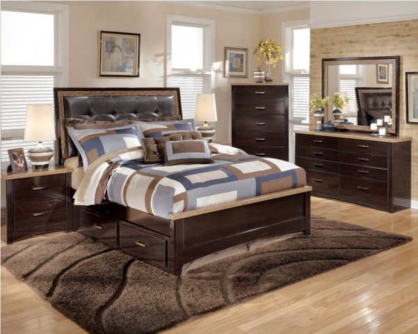Urbane Bedroom Set