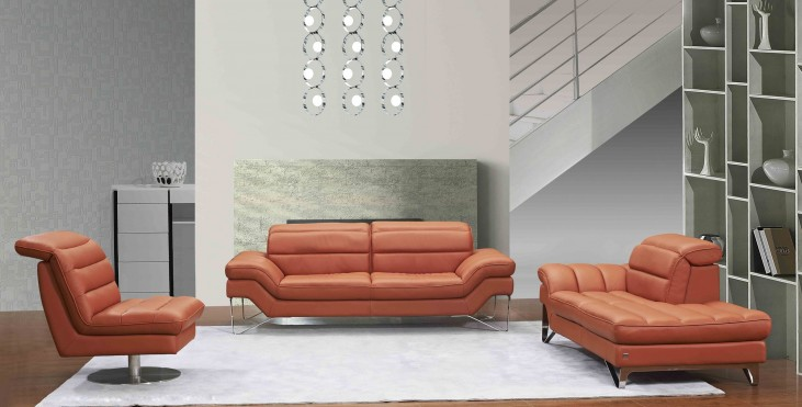 Astro Pumpkin Living Room Set