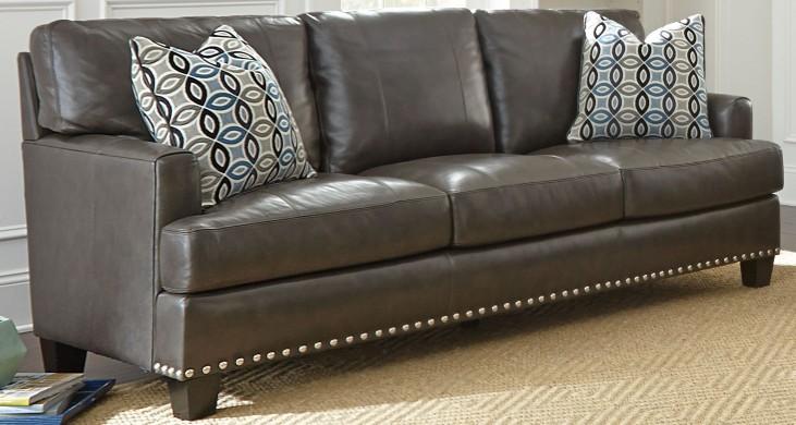 Patrese Leather Sofa