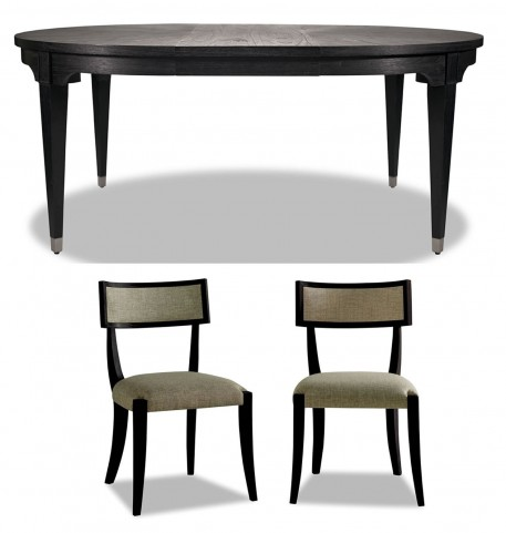 Atherton Onyx Extension Dining Room Set