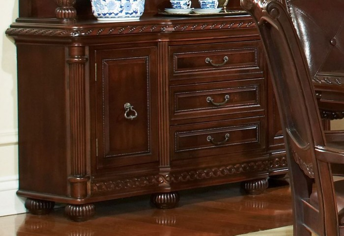 Antoinette Warm Brown Buffet