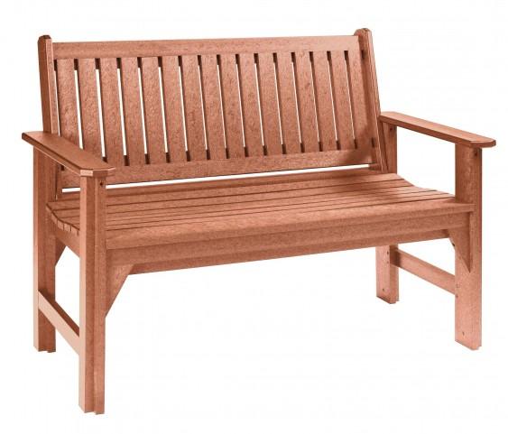 Generations Cedar Garden Bench