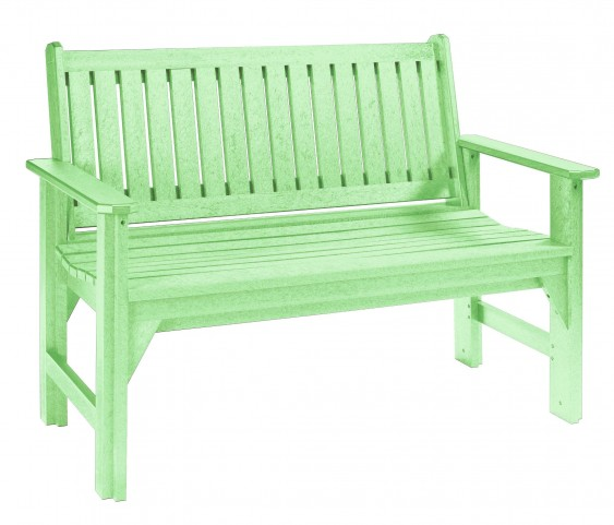 Generations Lime Green Garden Bench