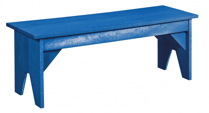 Generations Blue Lifestyle Outdoor Bench