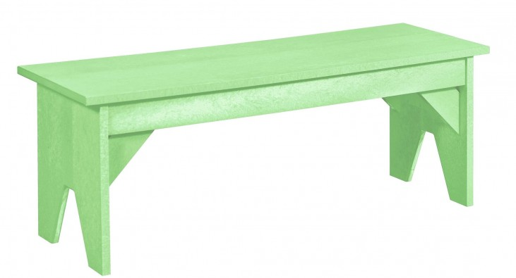 Generations Lime Green Lifestyle Outdoor Bench