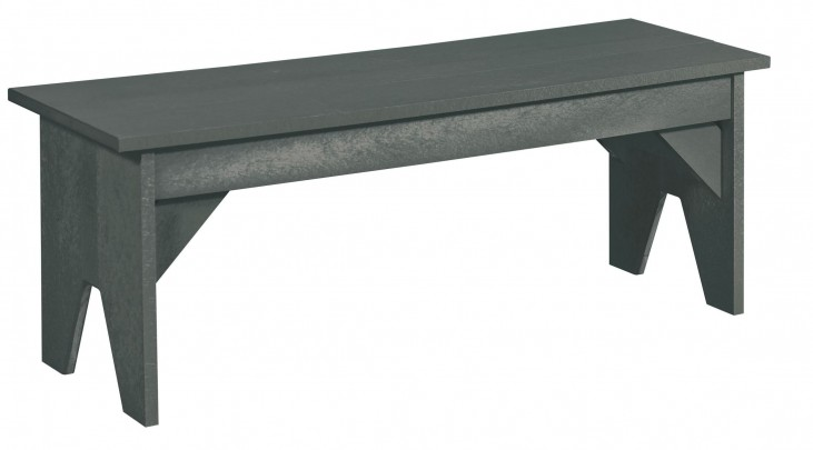 Generations Slate Lifestyle Outdoor Bench