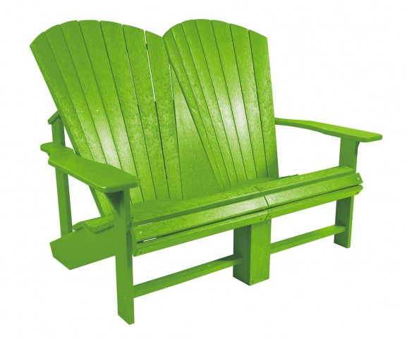 Generations Kiwi Lime Addy Loveseat