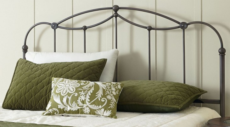 Affinity Blackened Taupe King Headboard