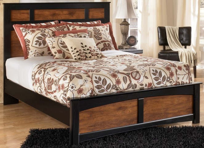Aimwell Twin Panel Bed