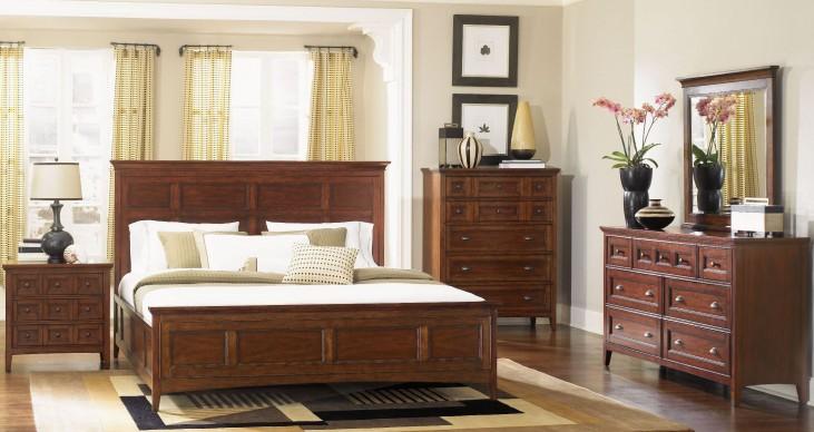 Harrison Panel Bedroom Set