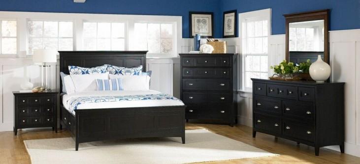 Southampton Panel Storage Bedroom Set