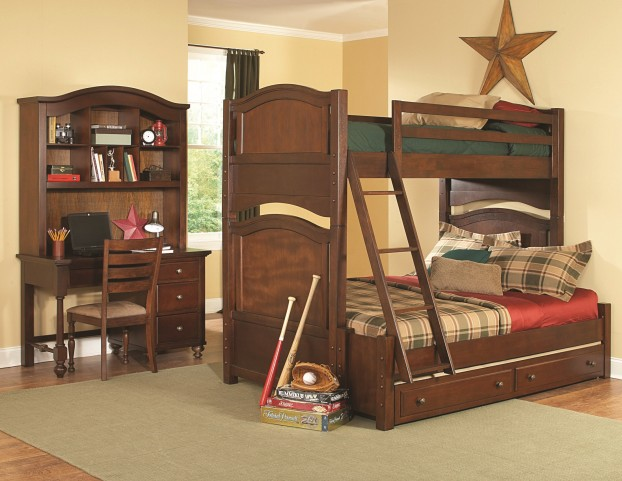Aris Youth Bunk Bedroom Set
