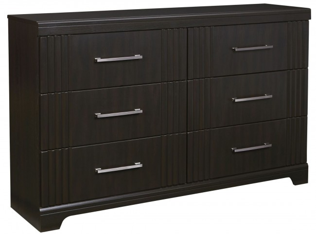 Tadlyn Dark Brown Dresser