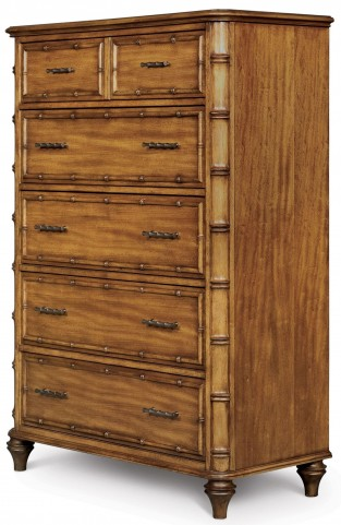 Palm Bay Five Drawer Chest