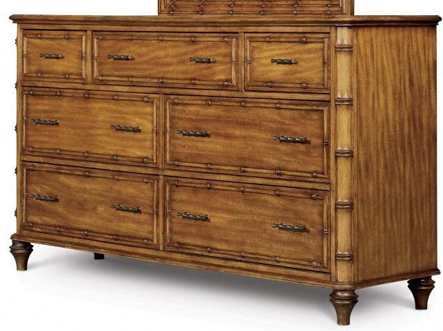 Palm Bay Seven Drawer Dresser