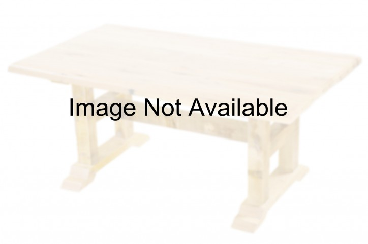 "Barnwood Harvest 84"" Artisan Top Rectangular Counter Height Dining Table"