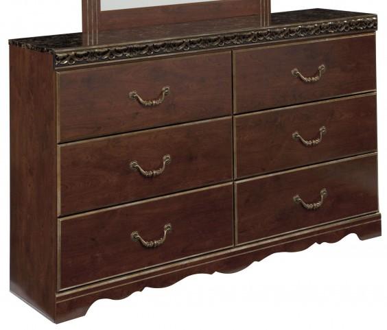Naralyn Reddish Brown Dresser