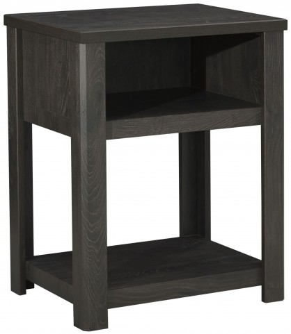 Javarin Black Night Table