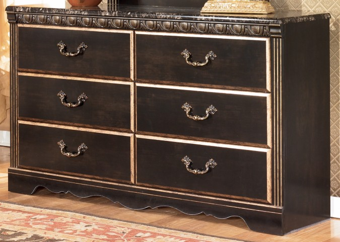 Coal Creek Dresser