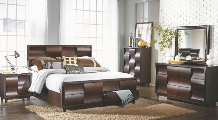 Fuqua Storage Panel Bedroom Set