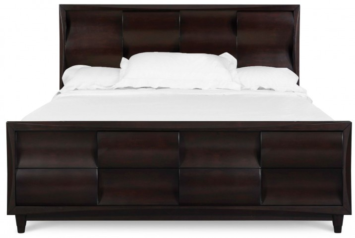 Fuqua Cal. King Panel Bed